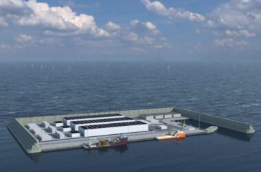 engineering careers  Denmark presses ahead with £25bn artificial wind energy island