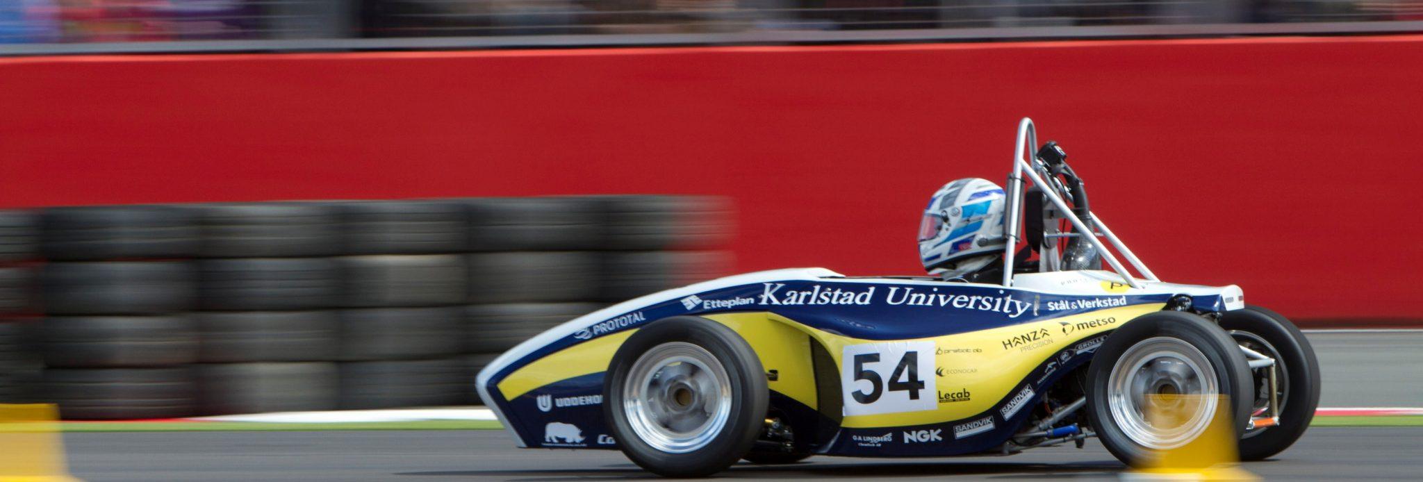 Formula Student Karlstad 2011